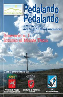 Itinerario n.1 - intorno al Monte Tezio