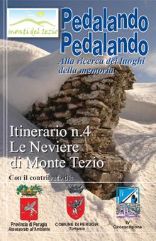 Itinerario n.4 - Le neviere di Monte Tezio